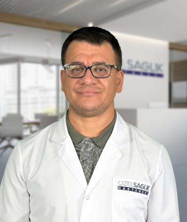 Uzm. Dr. Egemen Kırman