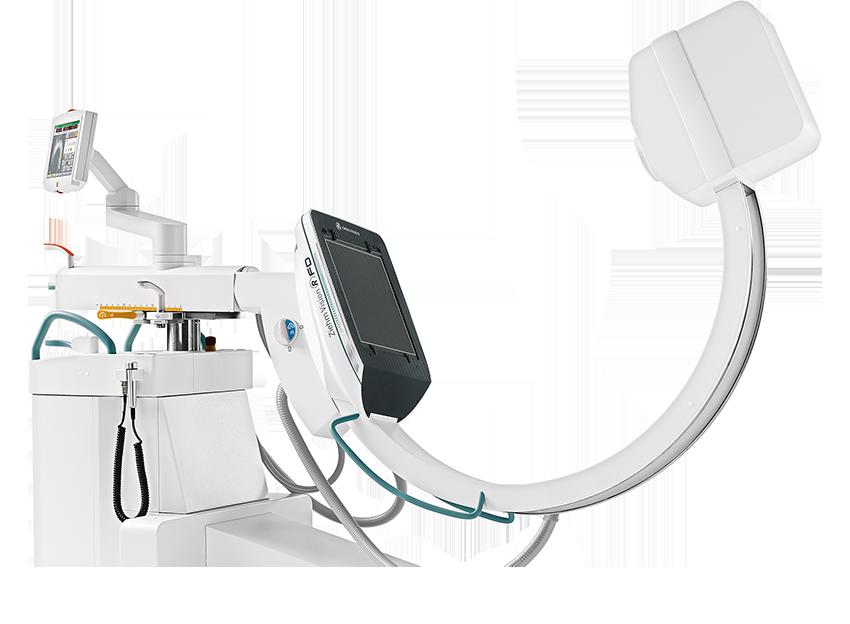 ZIEHM VISION RFD 3D MODEL C-KOLLU SKOPİ