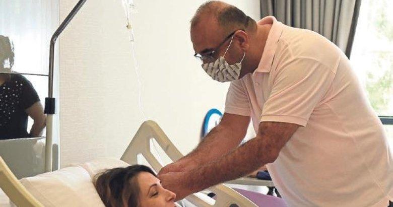 Özel Sağlık'ta ilk bebek sevinci